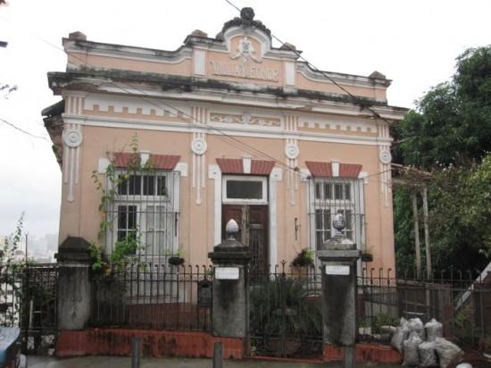 Villa Leonor, Santa Teresa