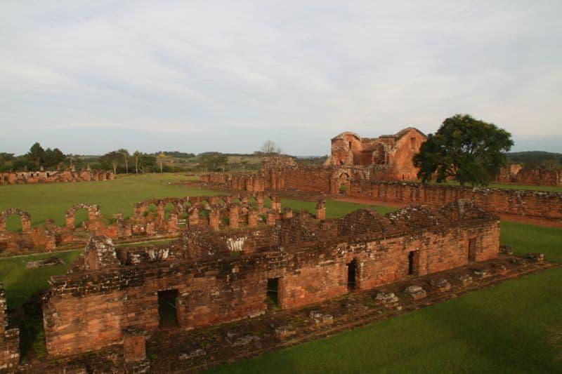 Trinidad Jesuit Ruins, Paraguay