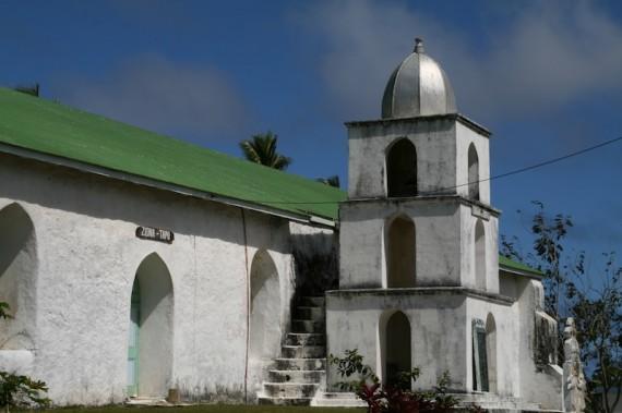 Cook Islands Christian Church, Atiu
