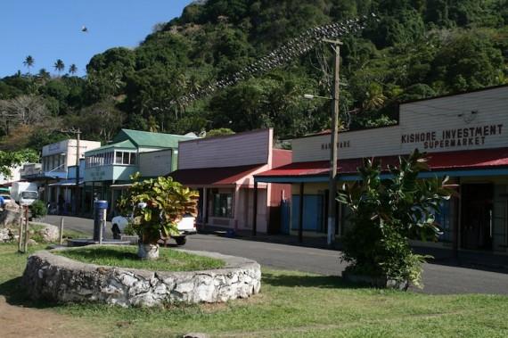 Levuka, Ovalau Island, Fiji