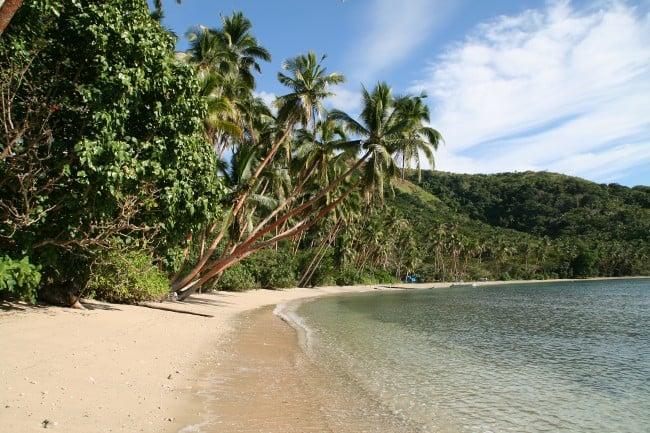 Dolphin Bay Resort, Taveuni, Fiji