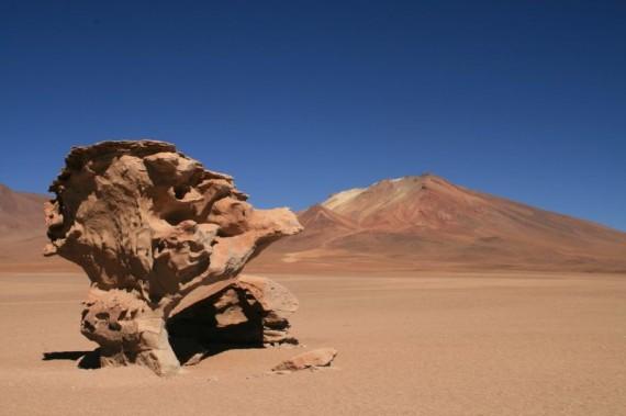 Arbol de Piedra, Bolivia Southwest