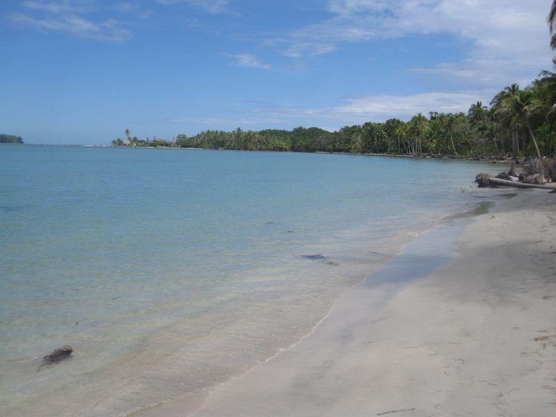 Beach near Starfish Beach, Bocas del Toro, Panama