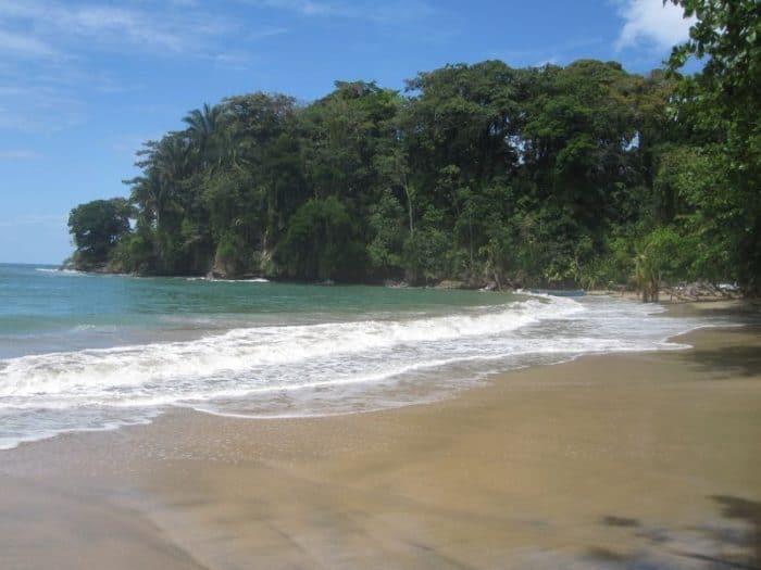 Punta Uva Beach, near Puerto Viejo, Costa Rica