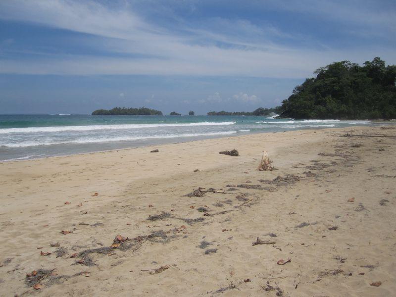 Red Frog Beach, Isla Bastimentos, Bocas del Toro