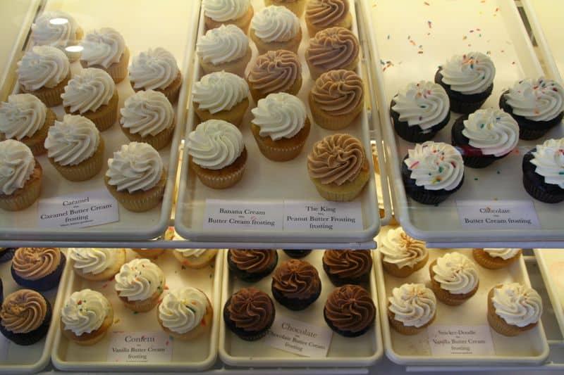 Cupcake Emporium, Savannah