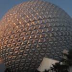 Epcot Dome, Walt Disney World
