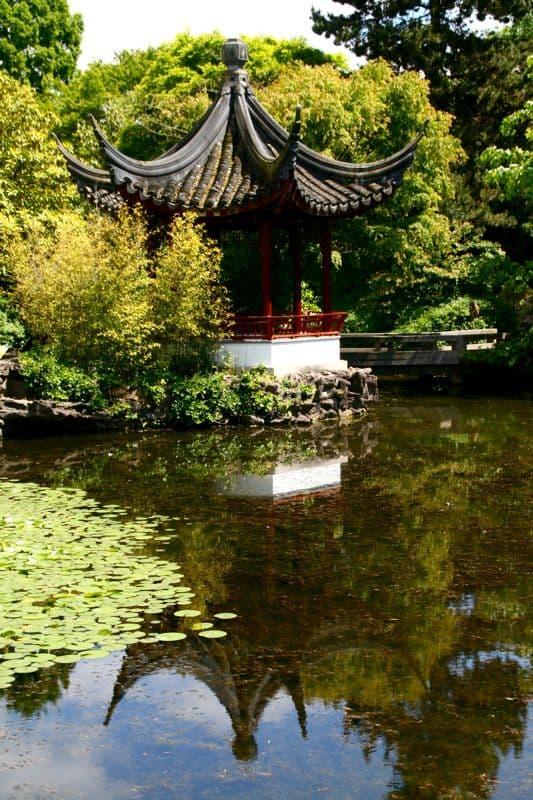 Dr Sun Yat Sen Chinese Garden, Vancouver