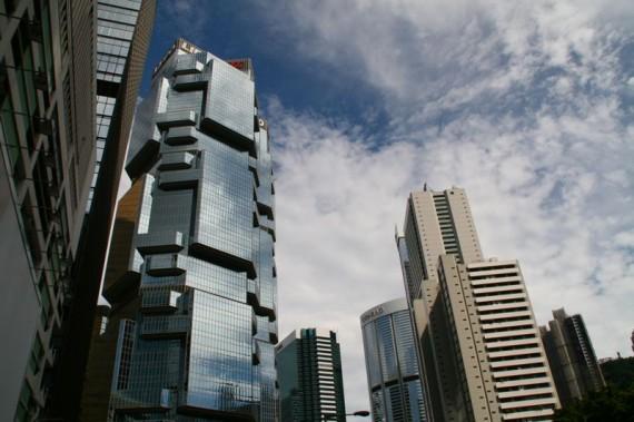 Modern Hong Kong: Skyscrapers of Hong Kong Island