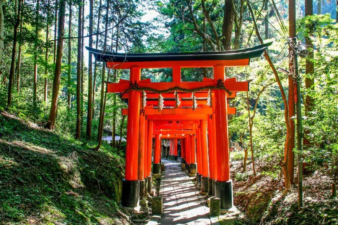 Fushimi Inari, the best shrine in Kyoto