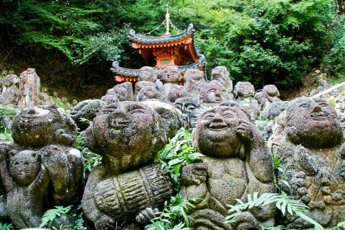 Otagi Nenbutsuji, one of the best Kyoto temples to visit