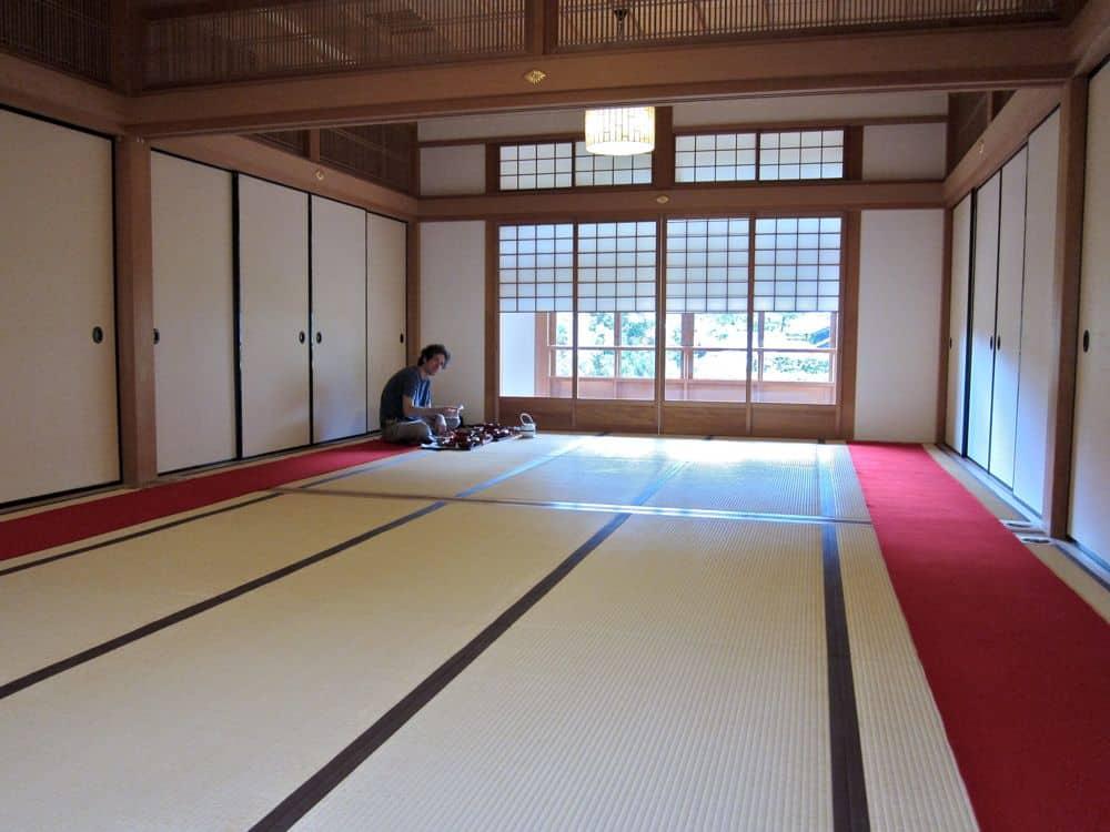 Shigetsu restaurant at Tenryuji temple