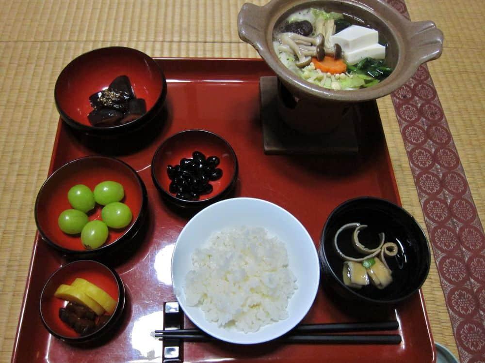 Dinner at Haryoin