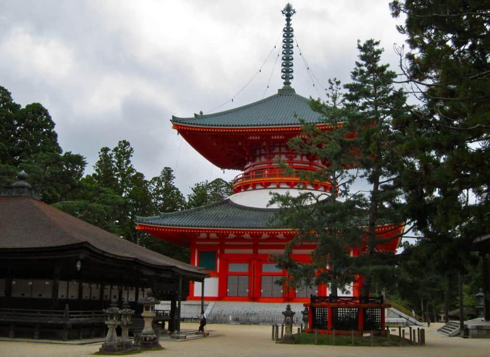 Garan sacred precinct, Koya-san