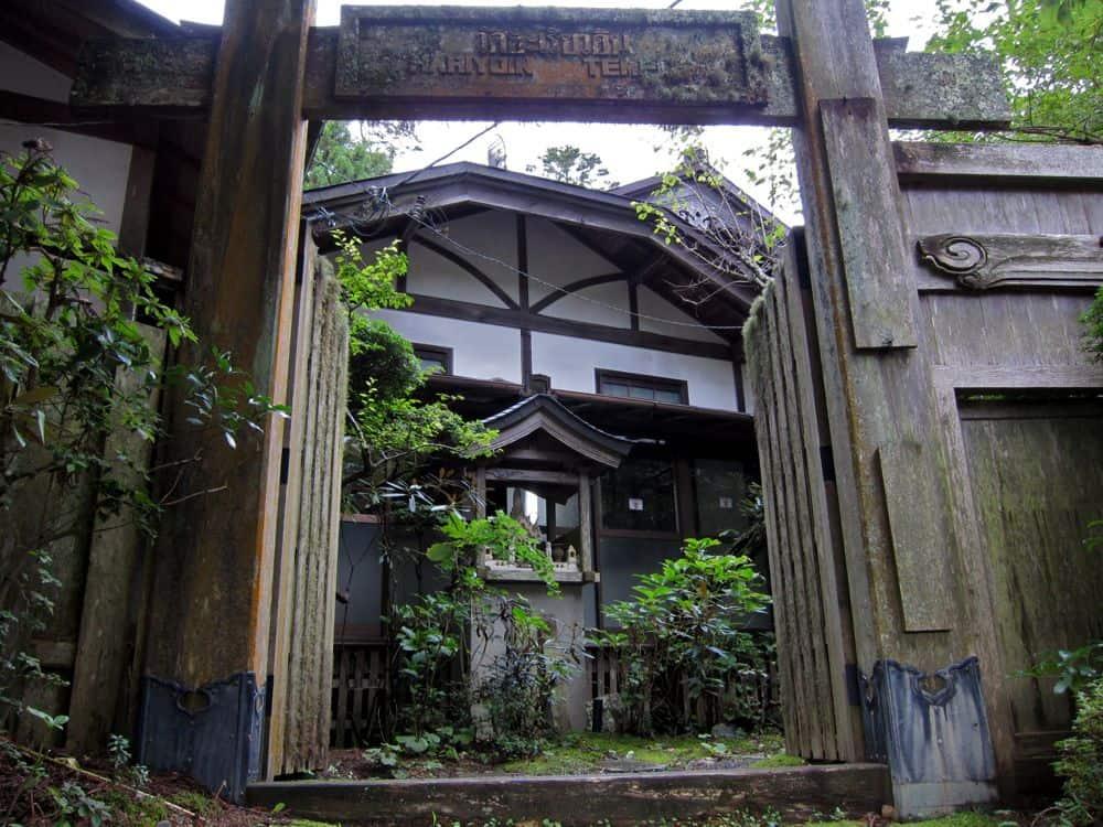 Haryoin temple, Koya-san