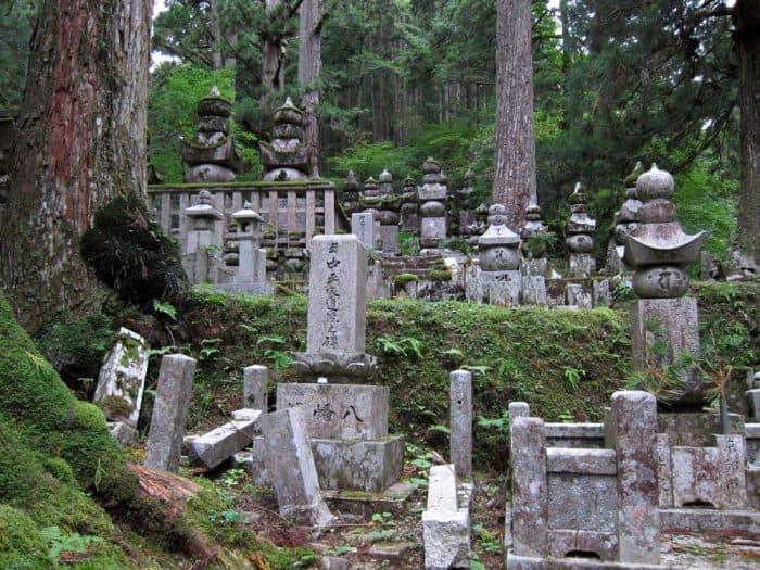 Okunoin Cemetery, Koya-san