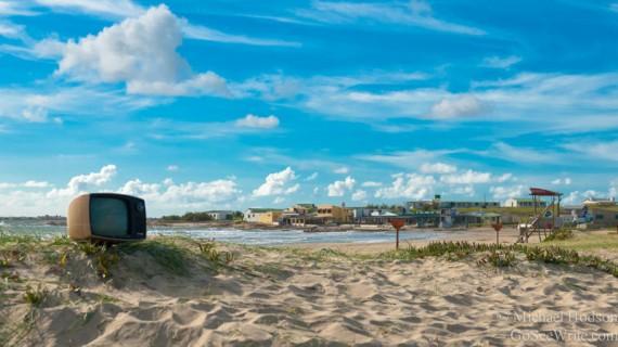 Cabo Polonio Beach, Uruguay
