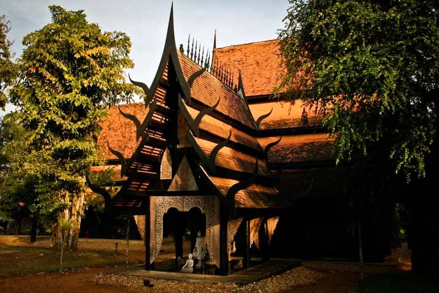 Black House, Chiang Rai
