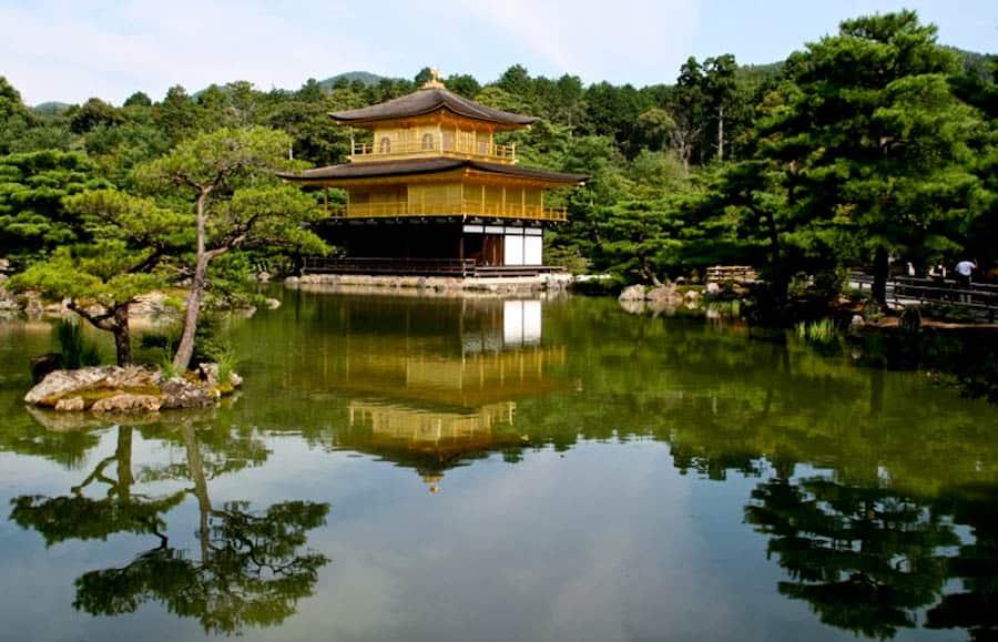 Golden Pavilion (Kinkakuji), Kyoto