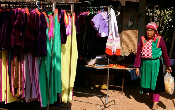 Tuesday Market, Chiang Dao