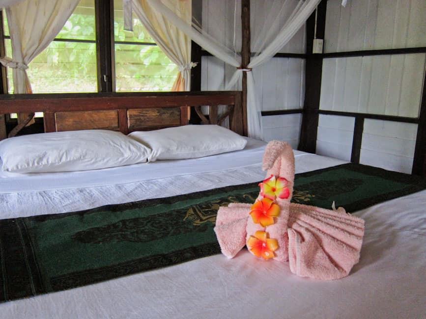 Ting Rai Bay bed