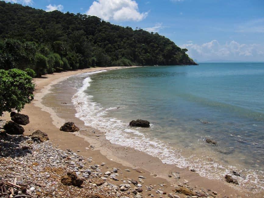 Beach at Koh Lanta National Park, Thailand
