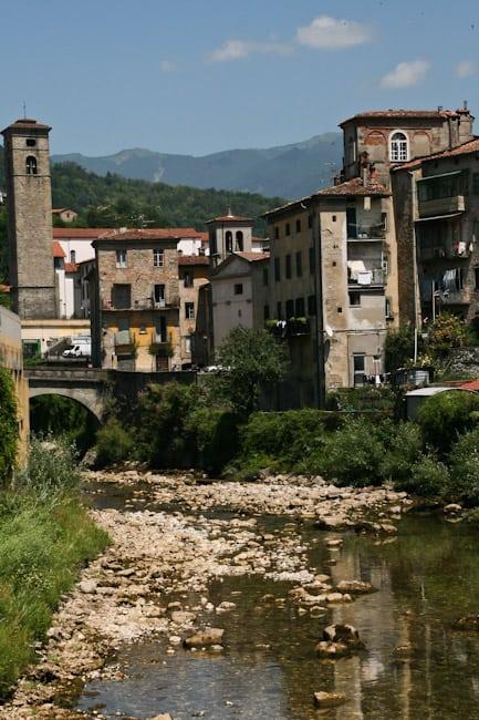 Castelnuovo river