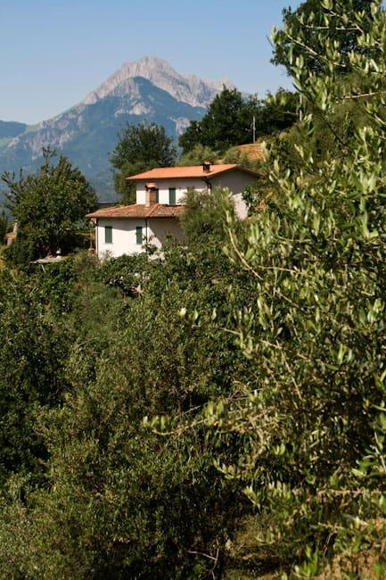 Mountain house near Al Benefizio