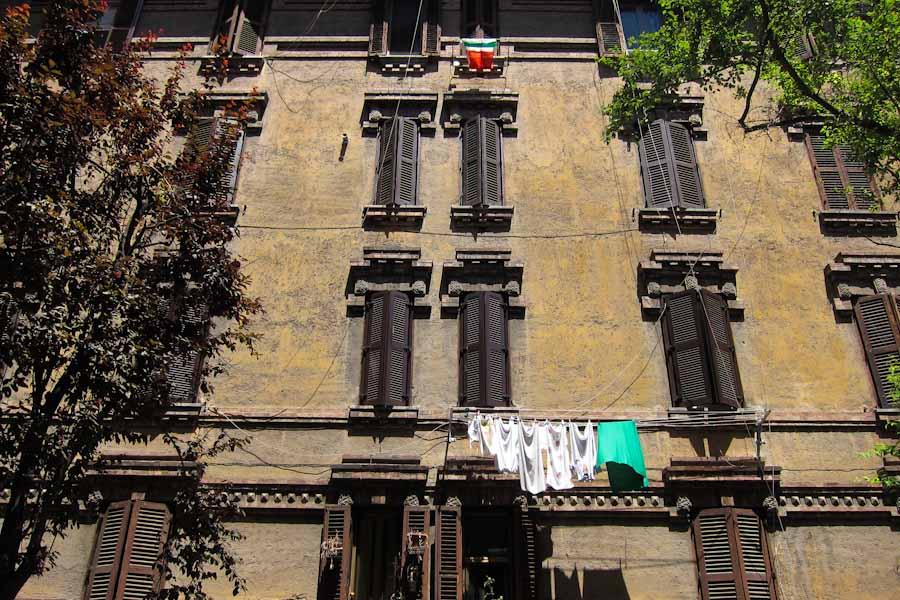 Testaccio building