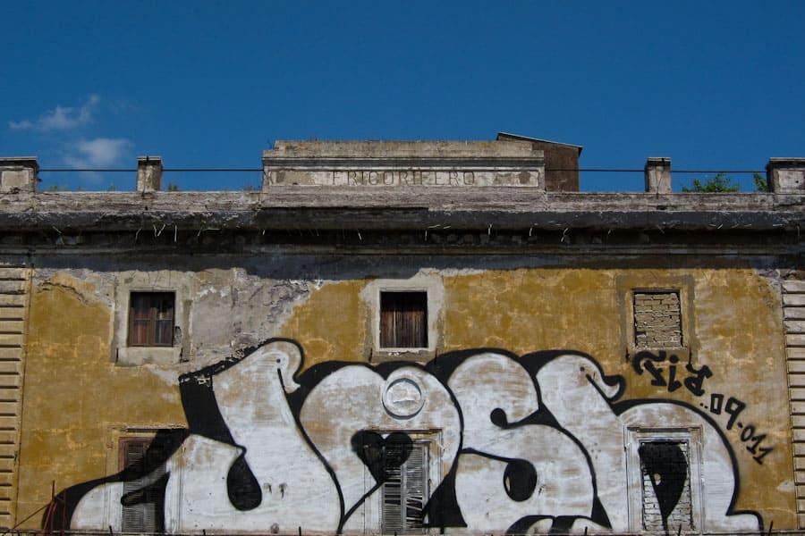 Testaccio graffiti