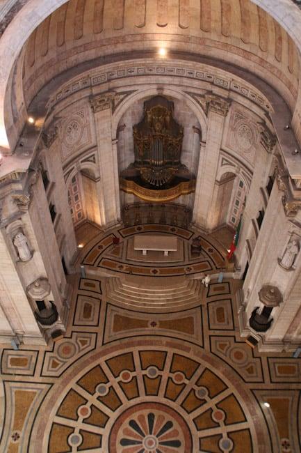National Pantheon interior 3