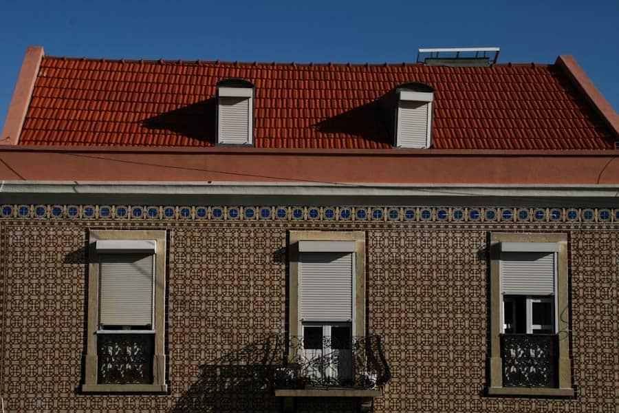 Tiled house, Alfama