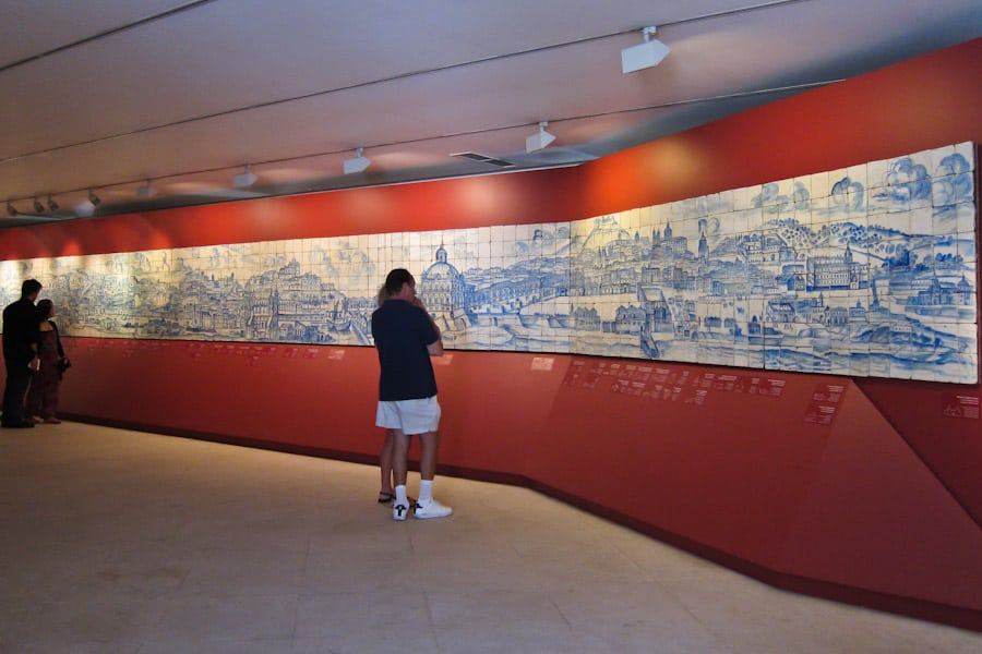 Museu Nacional do Azulejo Lisbon Panorama