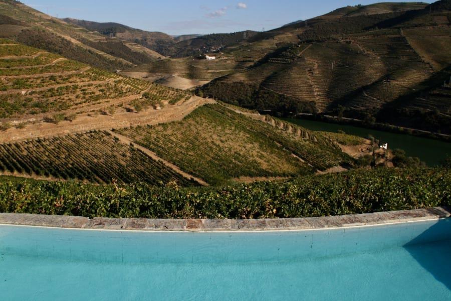 Quinta Nova de Nossa Senhora do Carmo pool, Douro Valley 27