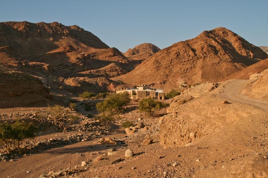Feynan Eco Lodge, Jordan