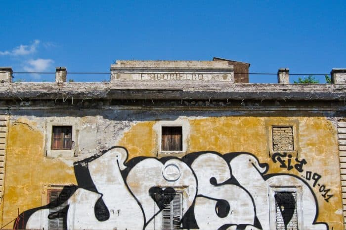 A guide to Testaccio, Rome one of the best neighbourhoods to get off the beaten track