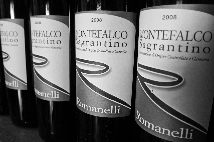 Romanelli Montefalco Sagrantino DOCG