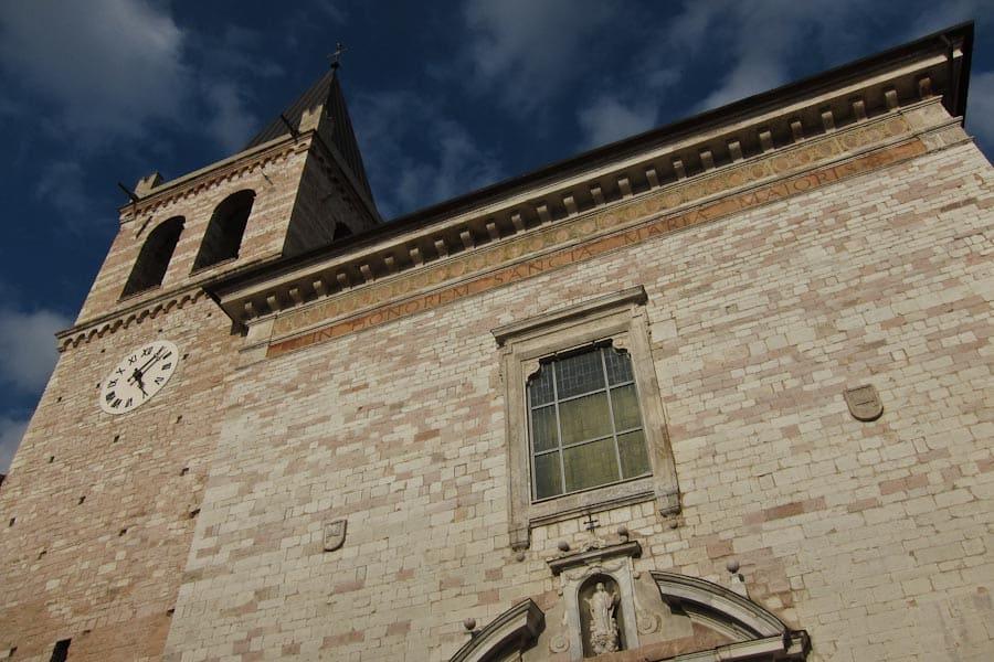Santa Maria Maggiore church, Spello