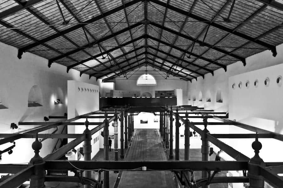 Art gallery MACRO al Mattatoio in Testaccio