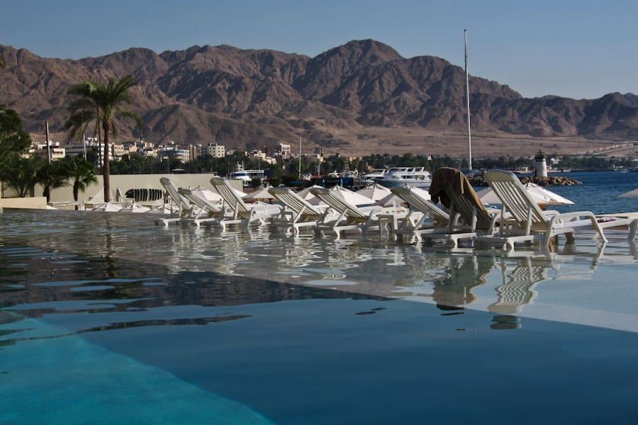 Kempinski Aqaba pool 2