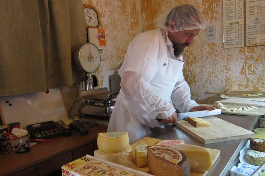 Verano the cheesemaker