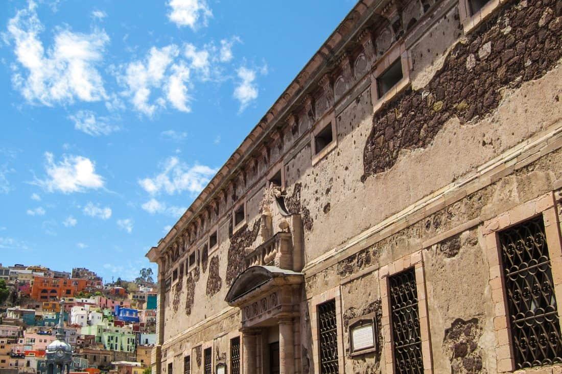 Alhondiga de Granaditas, Guanajuato