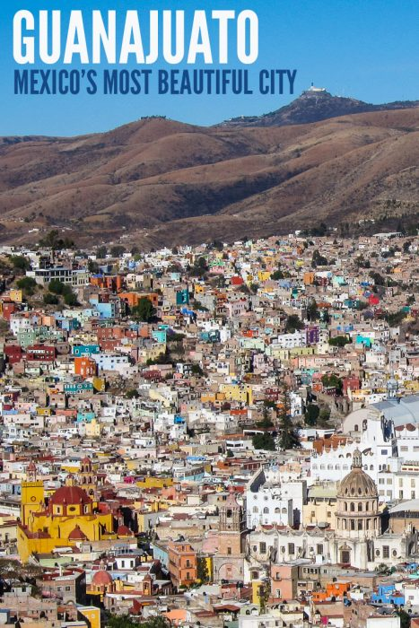 Is Guanajuato the most beautiful city in Mexico? Take a look at our photo essay and decide for yourself.