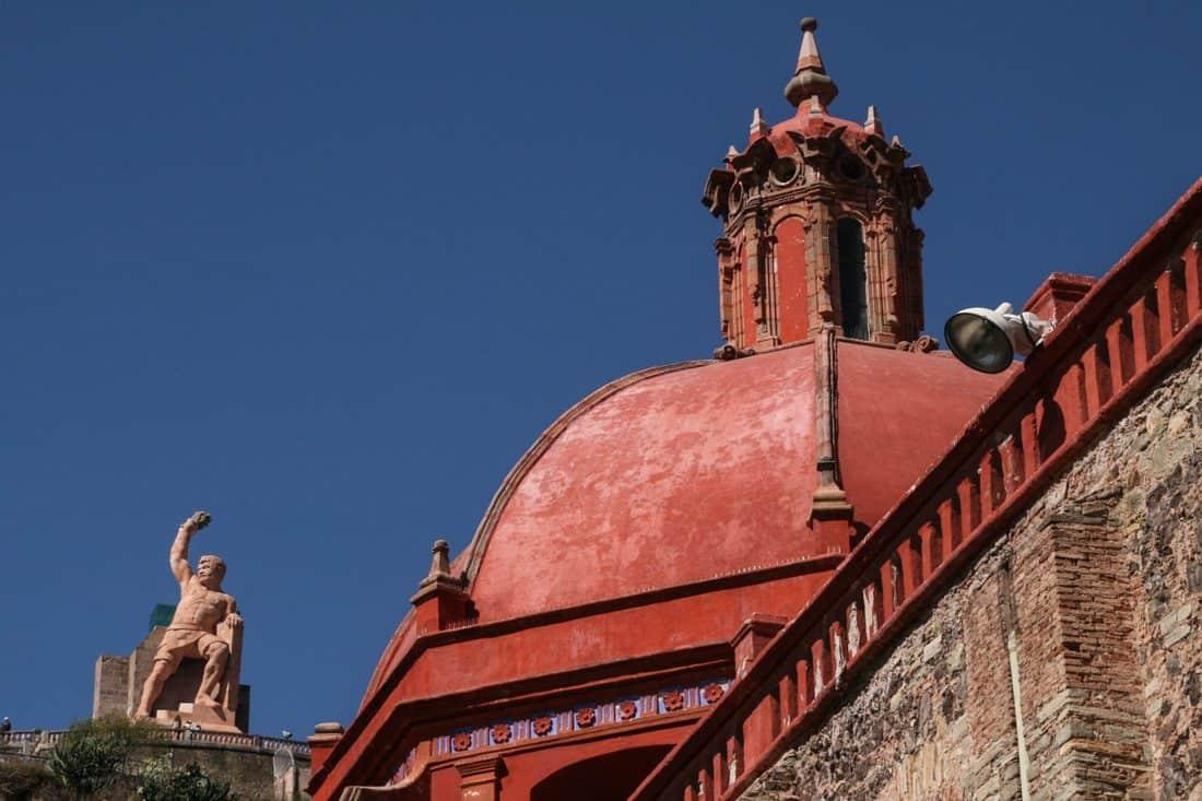 El Pipila, Guanajuato