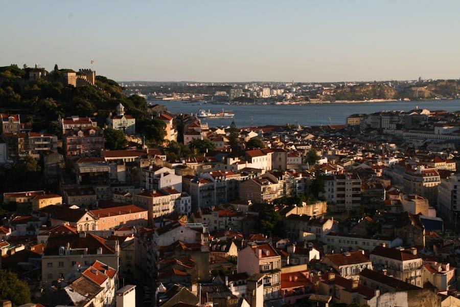 Alfama, Lisbon,