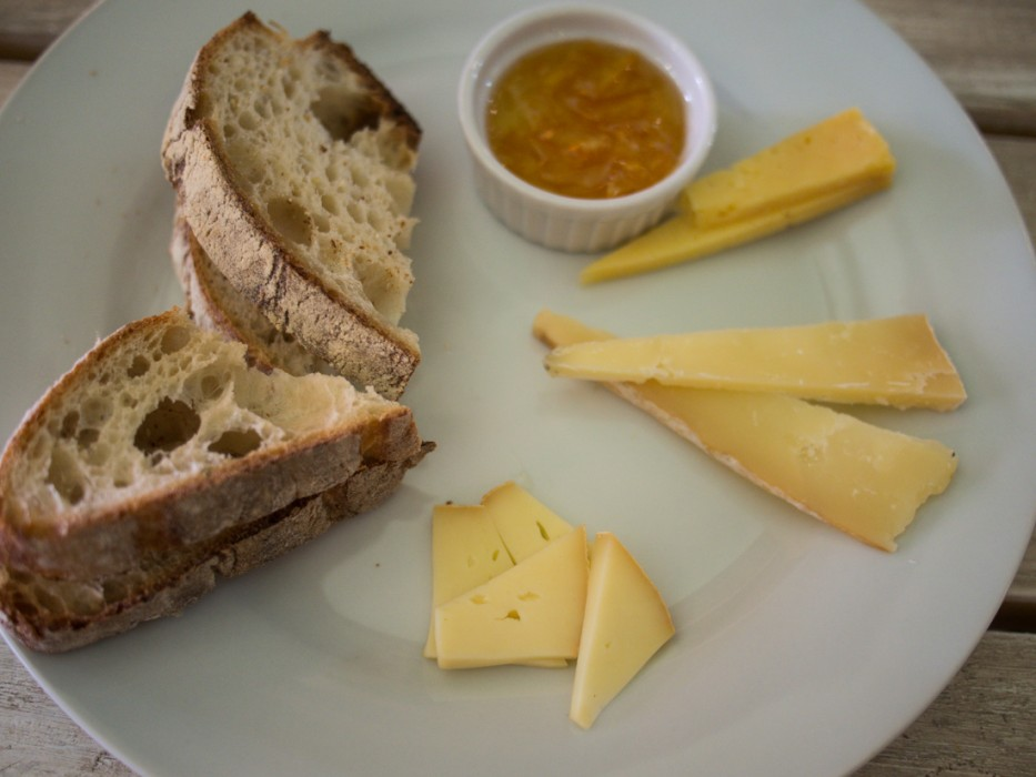 Epicurean Connection, Sonoma cheese tasting
