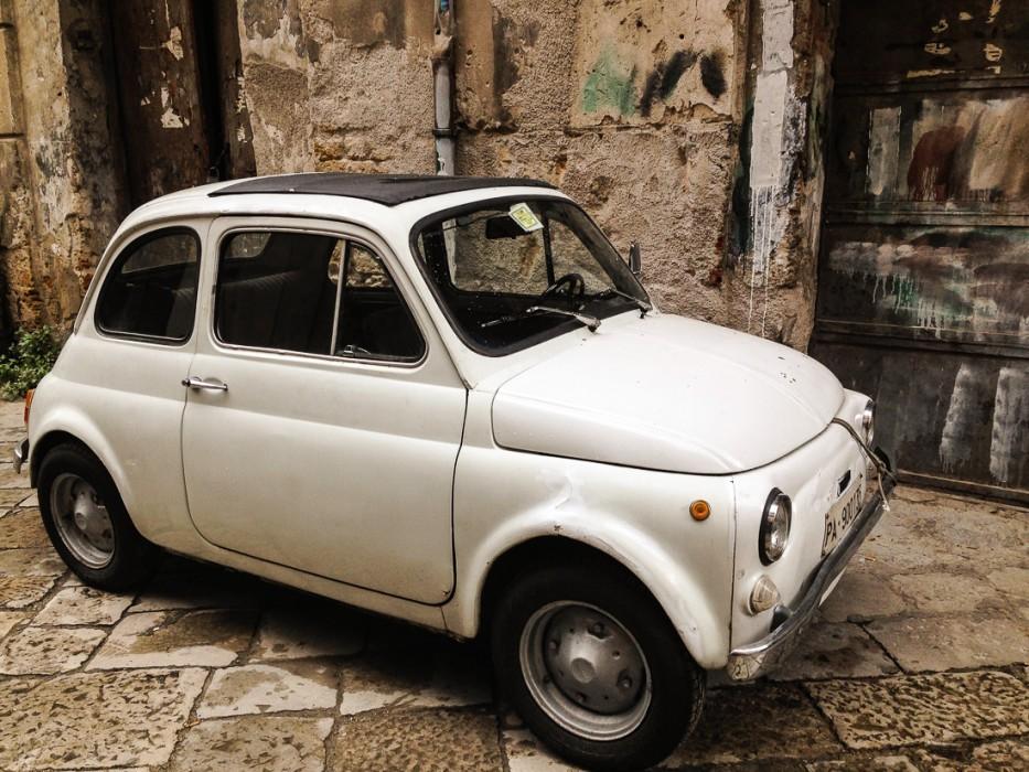 Palermo car