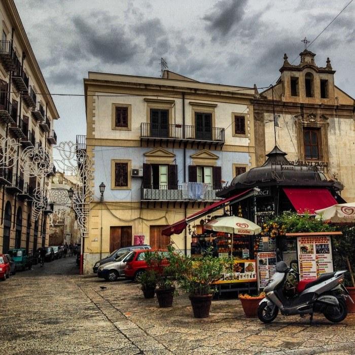 Piazza Beati Paoli, Palermo