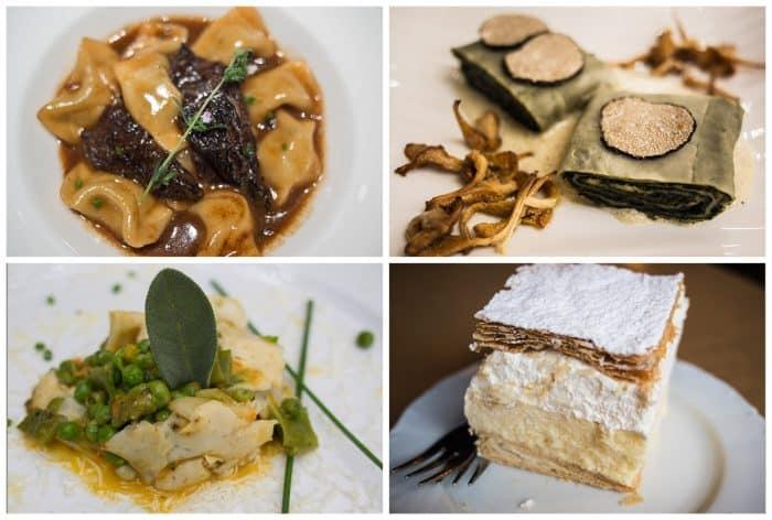 Vegetarian Slovenia: Žlikrofi, Štruklji, Mlinci, Bled Cream Cake