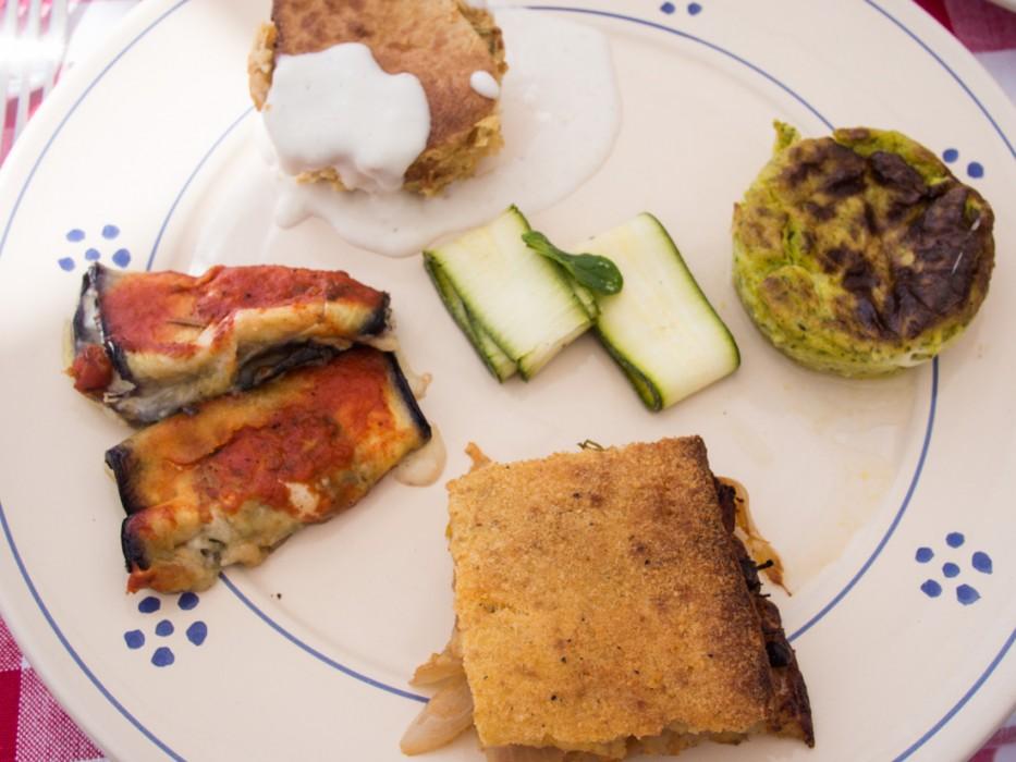 Puglia antipasti
